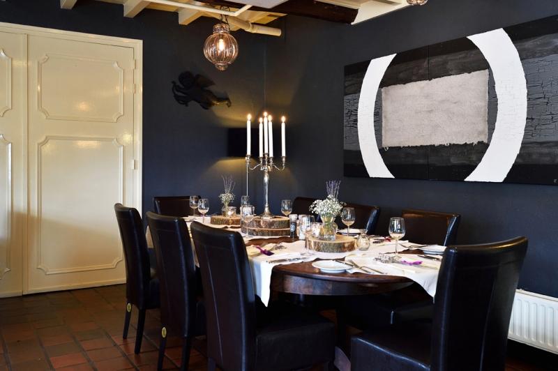 Restaurant-Herberg van Boxtel-interieur