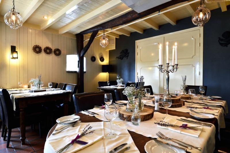 Restaurant-Herberg van Boxtel-decoratie