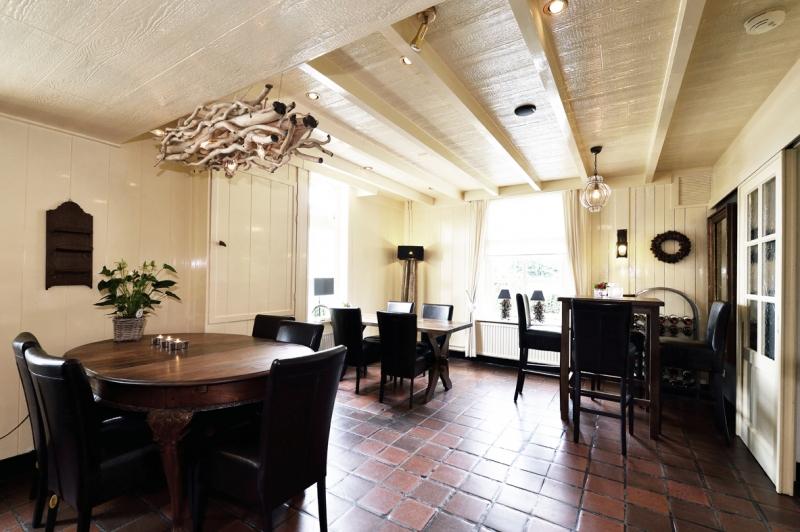 Restaurant-Herberg van Boxtel-inrichting