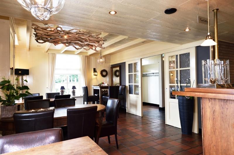Restaurant-Herberg van Boxtel-eetzaal