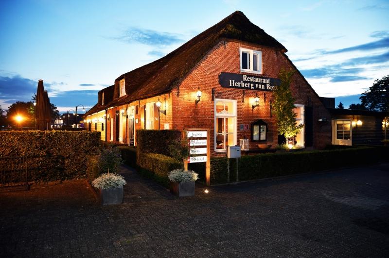 Restaurant-Herberg van Boxtel-entree